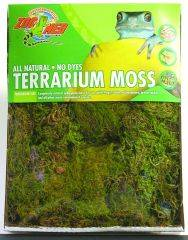 Zoo Med - Terrarium Moss - GREEN/BROWN 10 GALLON