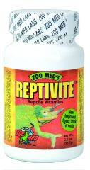 Zoo Med - Reptivite Reptile Vitamins With D3 - 2 oz