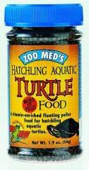 Zoo Med - Natural Aquatic Turtle Food - Hatchling Formula - 1.6 oz
