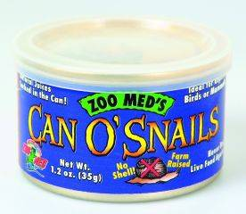 Zoo Med - Can O Snails - 1.7 oz