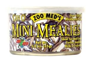 Zoo Med - Can O Mini Mealies - 1.2 oz