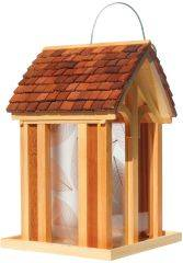 Perky Pet - Mountain Chapel Wood Feeder