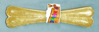 IMS Trading Corp - Natural Pressed Bone - 10 Inch