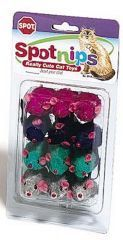 Ethical Cat - Fur Mice - Assorted - 12 Pack