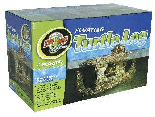 Zoo Med - Float Turtle Log - Brown Large