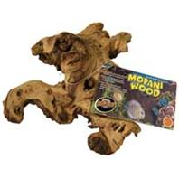 Zoo Med - Natural Mopani Wood For Aquariums - Natural - 10 - 12 Inch / Medium
