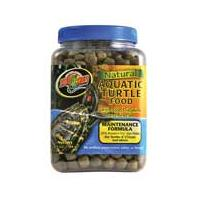 Zoo Med - Natural Aquatic Turtle Food-Maintenance Formula - 6.5 Ounce
