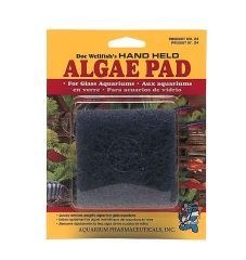 Aquarium Pharmaceuticals - Algae Pad for Glass Aquariums