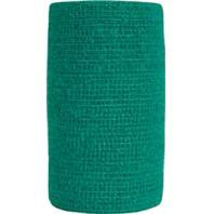 Andover Healthcare - Powerflex Equine Bandage - GREEN 4 INCHX5 YARD