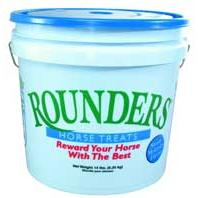 Bsf Consumer Brands - Rounders Treat - Molasses - 14 Lb