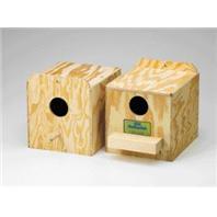 Ware Mfg - Cockatiel Nest Box - Reverse