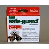 Durvet-Intervet - Safeguard Dog Wormer - Orange -1 gm