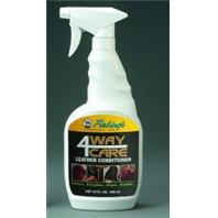 Fiebing Company - 4way Care Leather Conditioner with Sprayer - 1 Quart