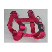 Hamilton Pet - Adjustable Dog Harness - Pink - Medium