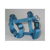 Hamilton Pet - Adjustable Dog Harness - Ocean Blue - Extra Small