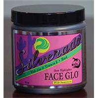 Healthy Haircare Product - Silverado Face Glo - Black - 8 oz