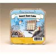 Pine Tree Farms - Insect Suet Cake - 12 oz
