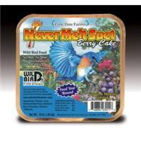 Pine Tree Farms - Never Melt Suet - Berry - 13 oz