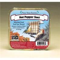 Pine Tree Farms - Hot Pepper Suet Cake - 12 oz
