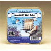 Pine Tree Farms - Blueberry Suet Cake - Blueberry - 12 oz