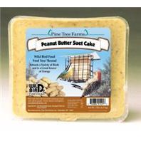 Pine Tree Farms - Peanut Butter Suet Cake - 3 Lb