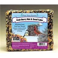Pine Tree Farms - Fruit Berry Nut and Seed Cake - 2.5 Lb
