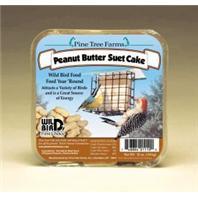 Pine Tree Farms - Peanut Butter Suet Cake - 12 oz