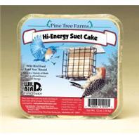 Pine Tree Farms - Hi-Energy Suet Cake - 12 oz
