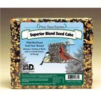 Pine Tree Farms - Superior Bird Cake - 2 Lb