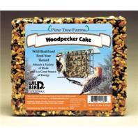 Pine Tree Farms - Woodpecker Seed Cake - 2.5 Lb