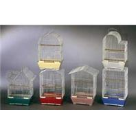Prevue Pet Products - Parakeet Economy Cage - Assorted - 11.25 x 9 x 16.25 Inch/6 Pack