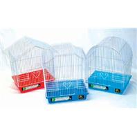 Prevue Pet Products - Parakeet Economy Cage - Assorted - 11 X 8 X 13 Inch