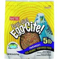 Kaytee Products - Parakeet Fortidiet Eggcite - 5 Lb