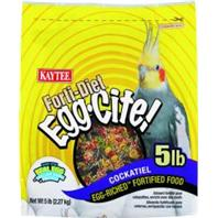 Kaytee Products - Cockatiel Fortidiet Eggcite - 5 Lb