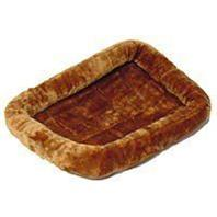Midwest Container - Quiet Time Cinamon Pet Bed - 22 x 13 Inch