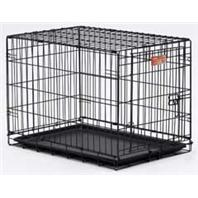 Midwest Container - Icrate Single Door Pet Home - Black - 18 Inch