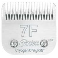 Oster - A5 # 7F Blade Set - Silver