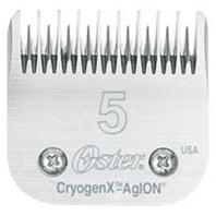 Oster - A5 Skip Tooth Blade # 5 - Silver