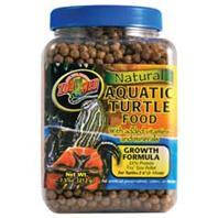 Zoo Med - Natural Aquatic Turtle Food Growth Formula - 7.5 oz