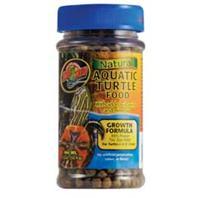 Zoo Med -Natural Aquatic Turtle Food Growth Formula - 1.5 oz