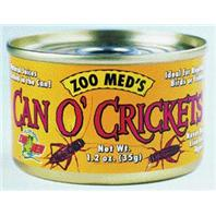Zoo Med - Can O Crickets - 1.2 Ounce
