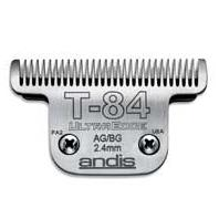 Andis - Ultraedge Extra Wide Blade - SILVER T-84 AG/BG