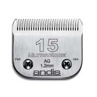 Andis - Ultraedge Detachable Blade - SILVER #15-AG
