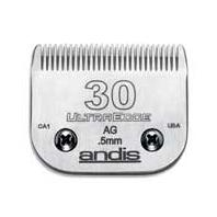 Andis - Ultraedge Detachable Blade - SILVER #30-AG