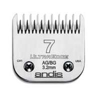 Andis - Ultraedge Skip Tooth Detachable Blade - SILVER #7-AG, BC