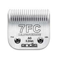 Andis - Ultraedge Detachable Blade - SILVER #7FC-AG