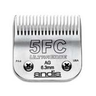 Andis - Ultraedge Detachable Blade SILVER #5FC-AG