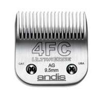 Andis - Ultraedge Detachable Blade - SILVER #4FC-AG
