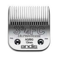 Andis - Ultraedge Detachable Blade - Size 3 3/4FC-AG, BG