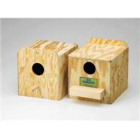 Ware Mfg - Finch Nest Box - Reverse